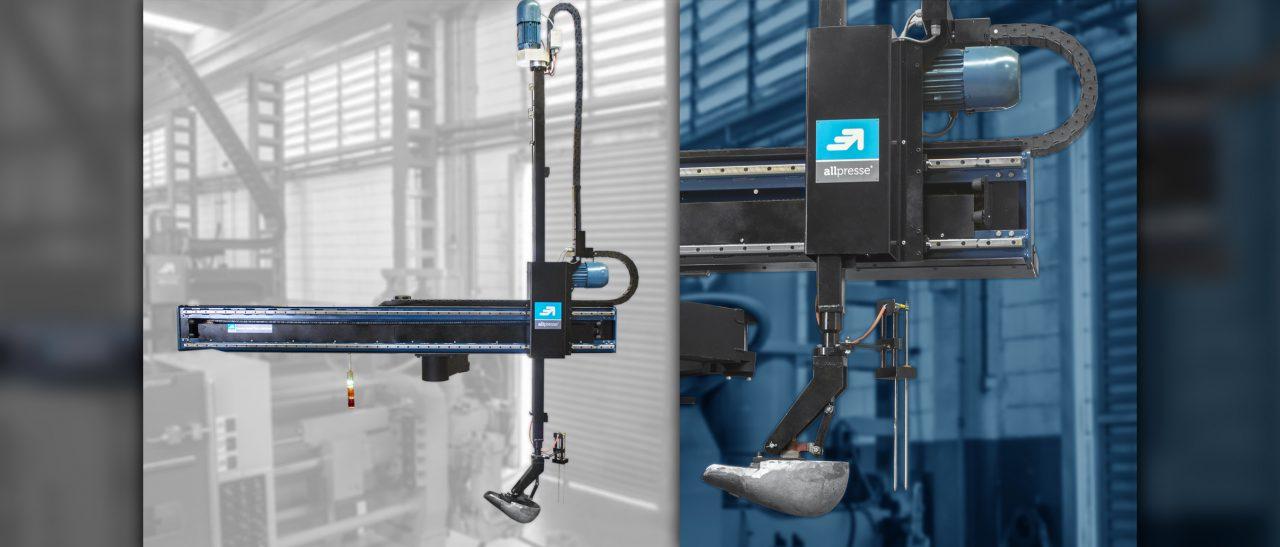 Dosador Automático Linear - Allpresse